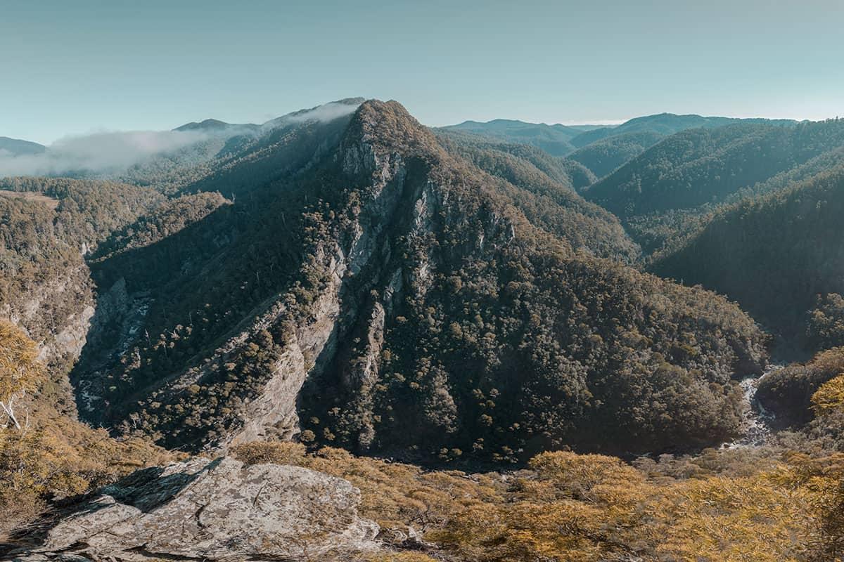 Leven Canyon by Jess Bonde